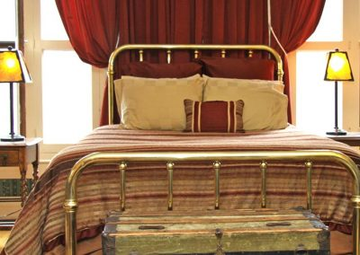 Jefferson Brass Bed