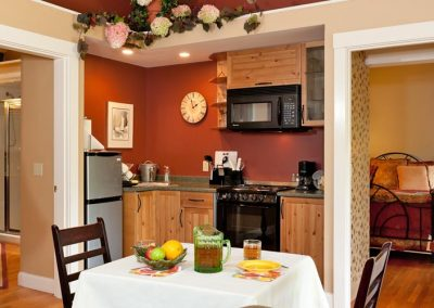 Sandwich Cottage Kitchenette