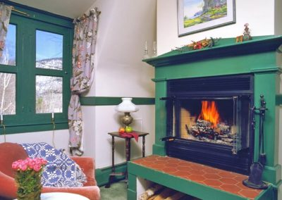 Notchland Inn Deluxe Room Zealand