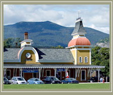 Conway Scenic Railroad Victorian Station